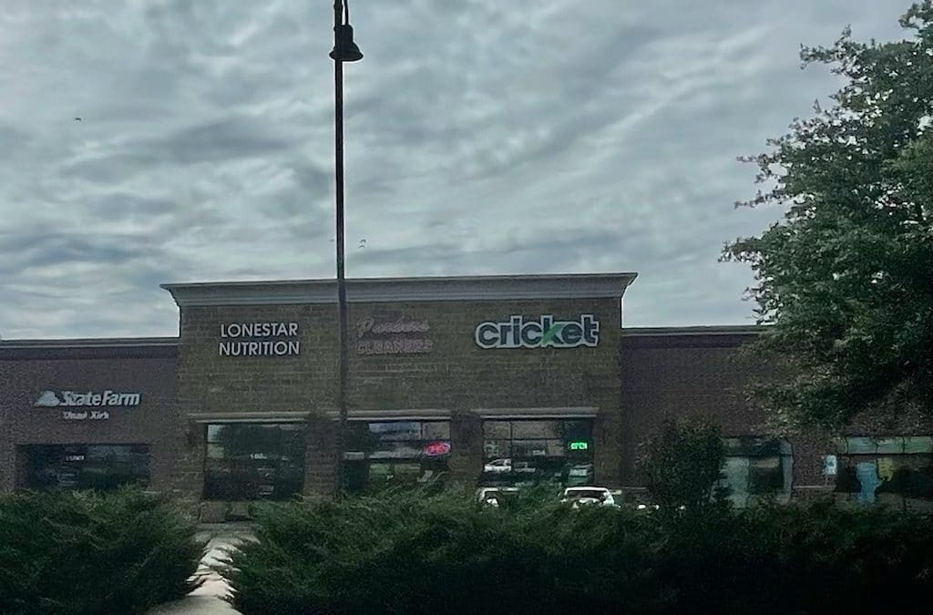 Retail Center – Forney, TX